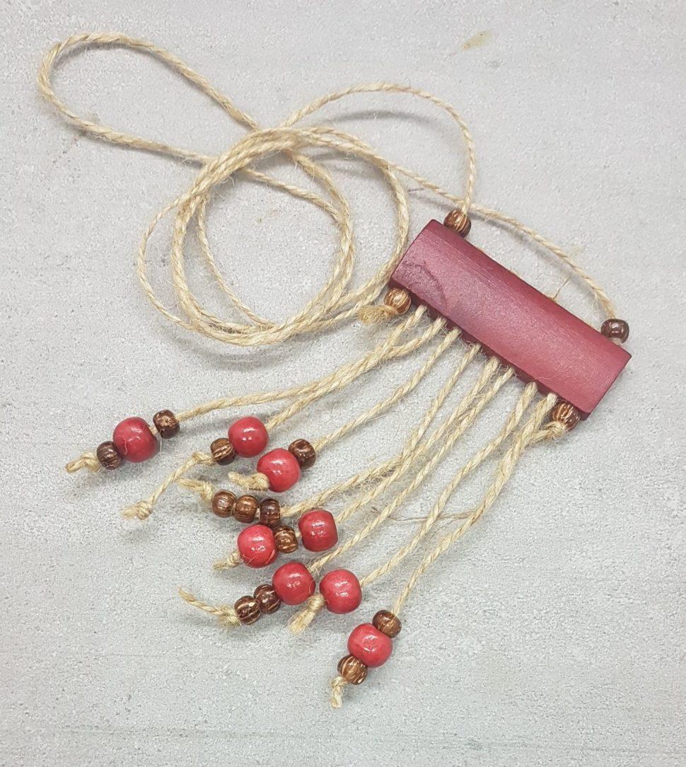 náhrdelník Podzimní procházka